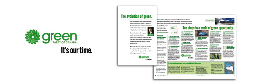 The Evolution of Green