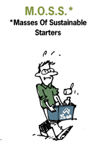 M.O.S.S. Masses Of Sustainable Starters