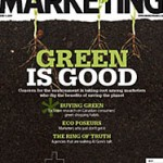 On the cover of Marketing Magazine