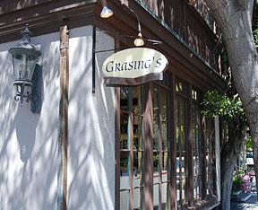 Grasings Restaurant, Carmel