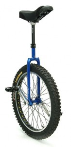 Kris Holm KH24 Unicycle. Awesome!