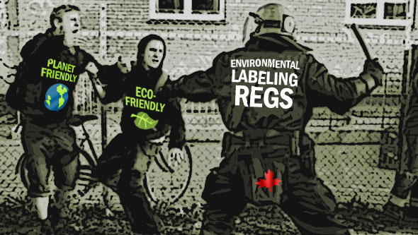 Green Labeling Regs get Tough
