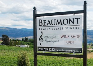 Beaumont-sign