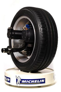 Michelin's In-Wheel Motor
