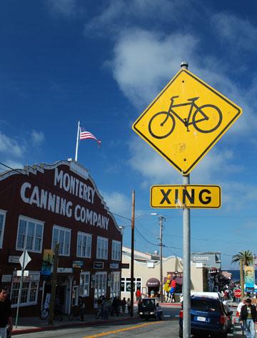 Monterey Sustainable Road Trip