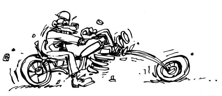 silent-gardener-biker