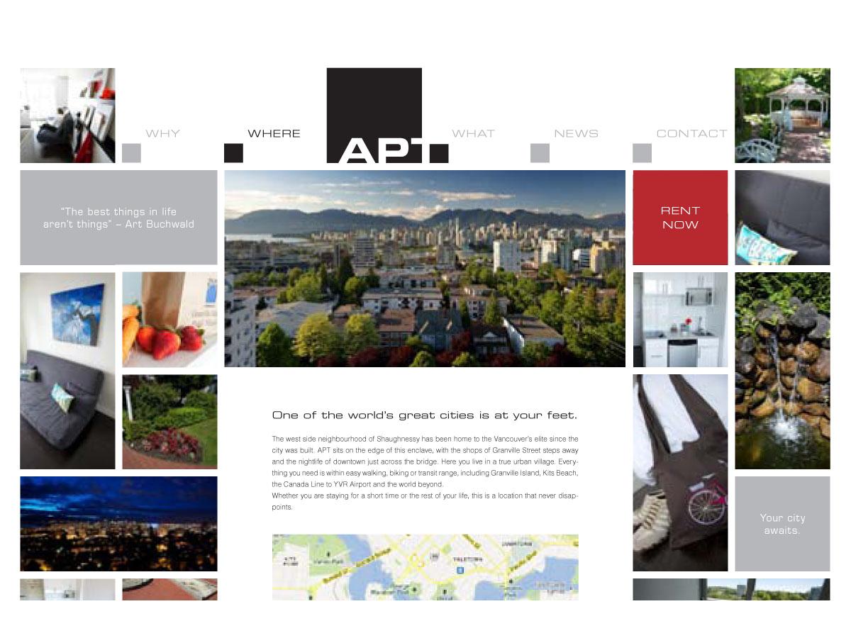 Apt Website 2