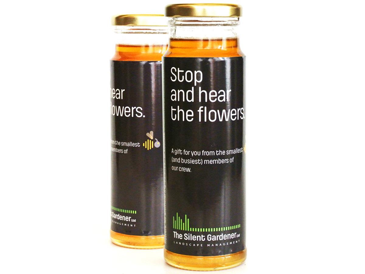 Silent Gardener Honey