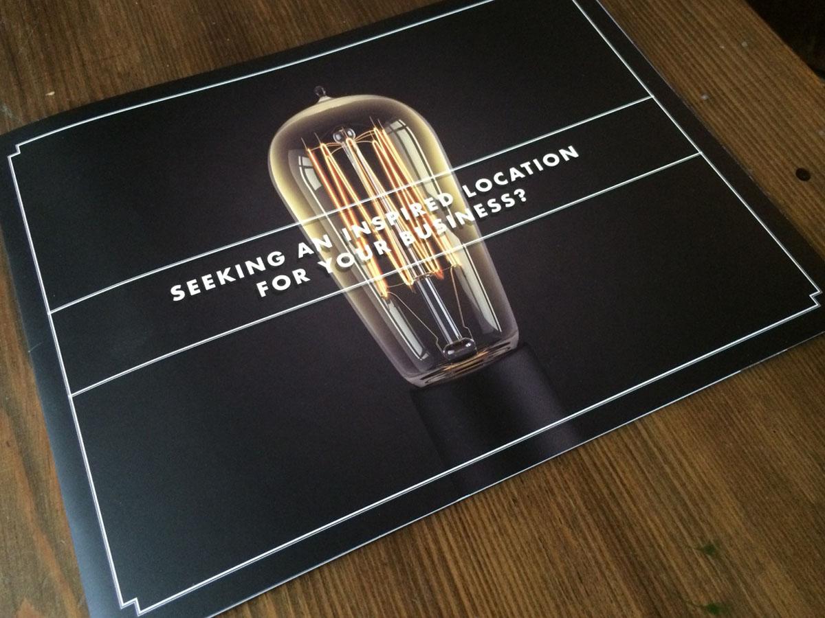 Real Estate Development Brochure design