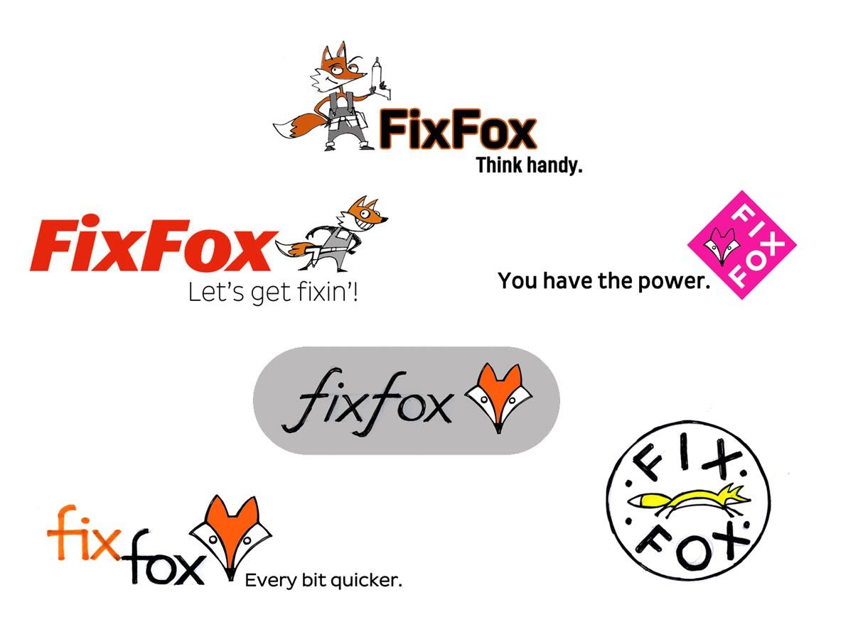 Screwdriver branding characters