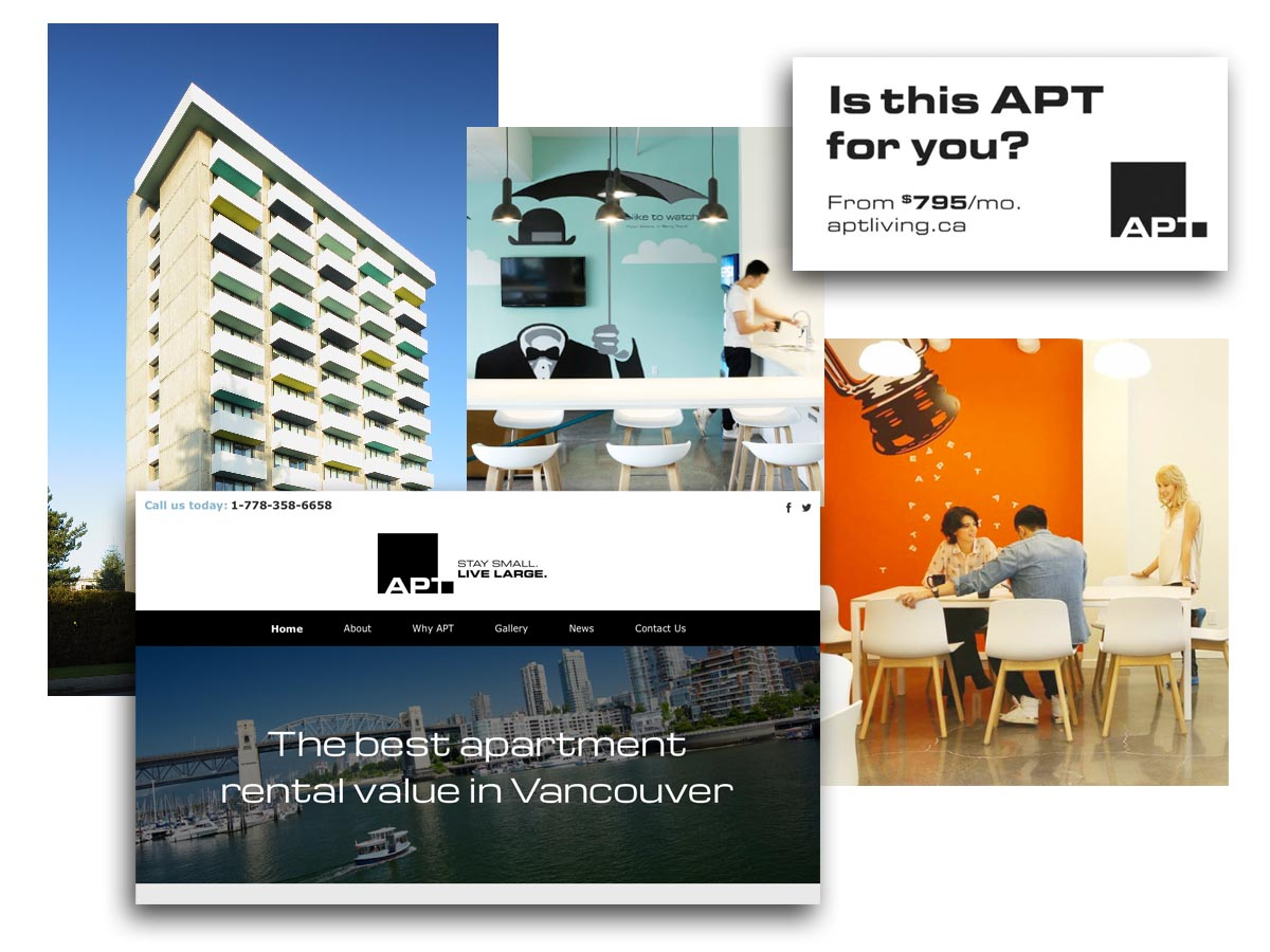 ASpt Living Brand Package