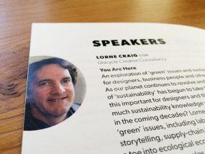 Lorne-speaker