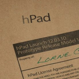 HPad by Hemlock