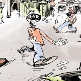 360VR Cartoons