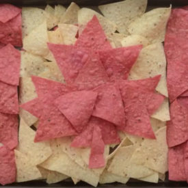 Make the most Canadian Nachos. Ever.