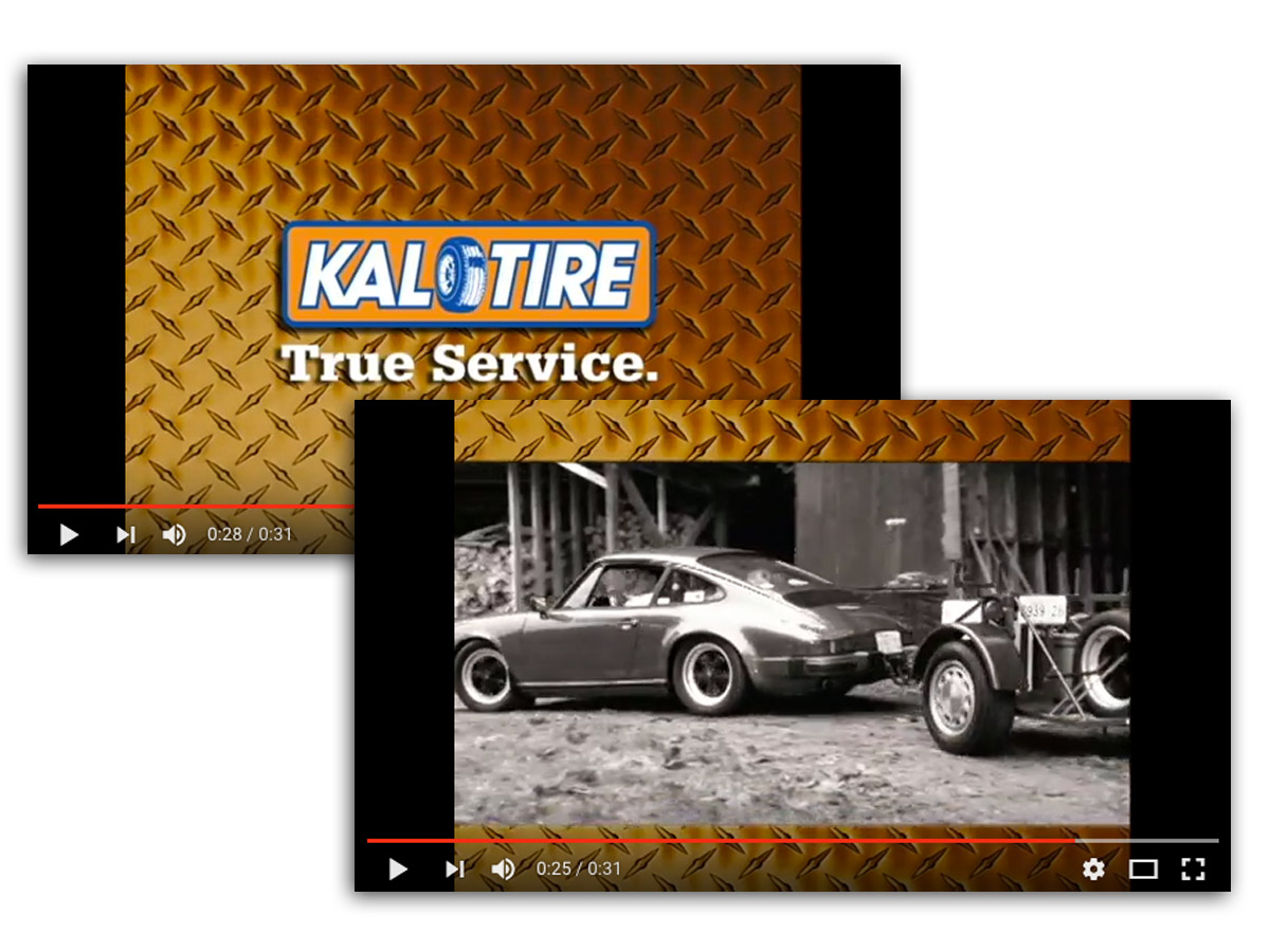 Kal Tire TV Campaign
