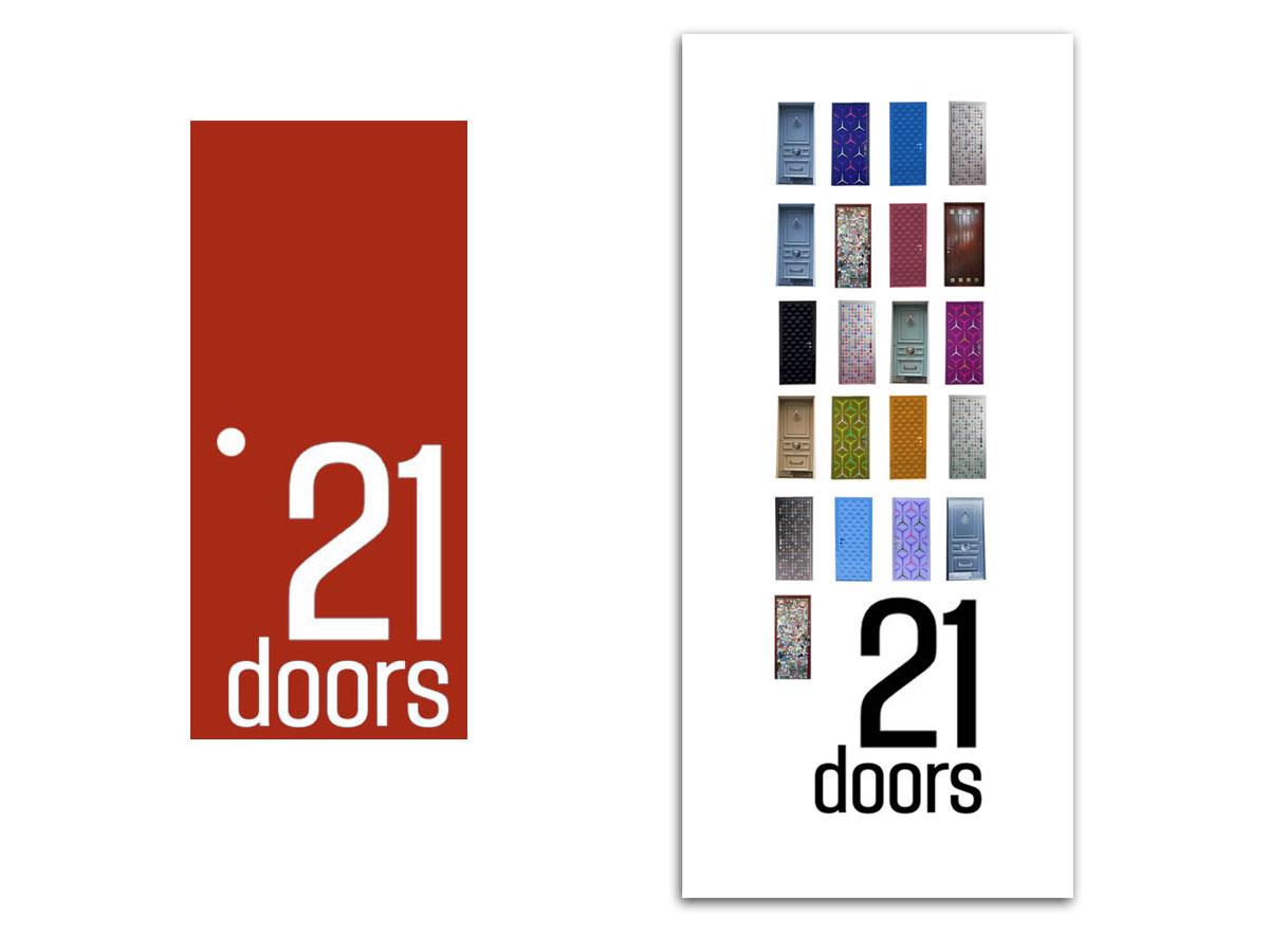 21 Doors Logo