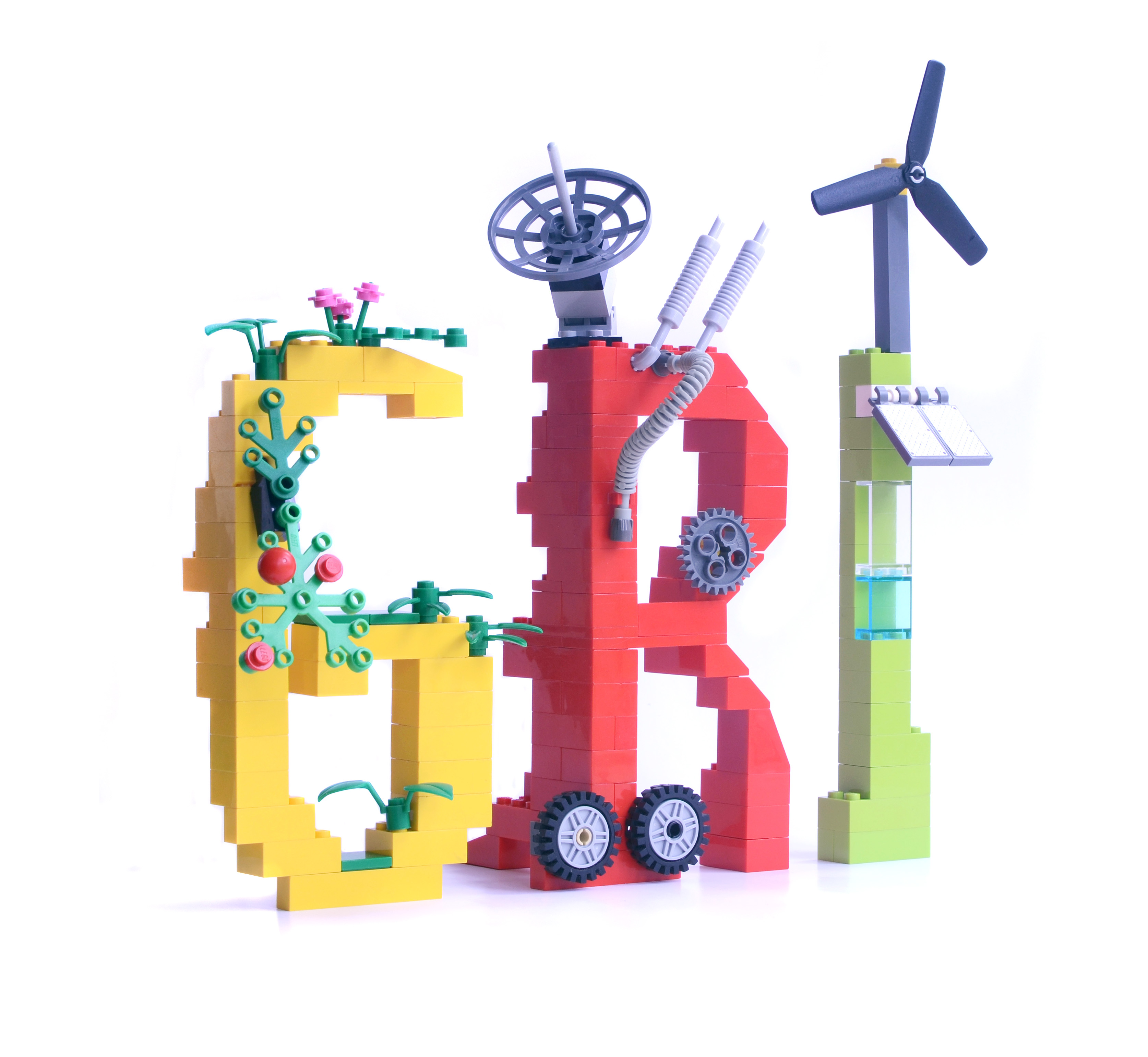 Sustainability has just become one awesome set of LEGO.