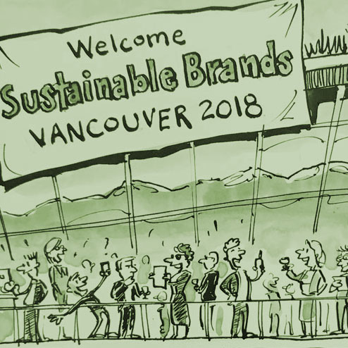 Ready to Recharge (and Redraw) at Sustainable Brands 18 in Vancouver!